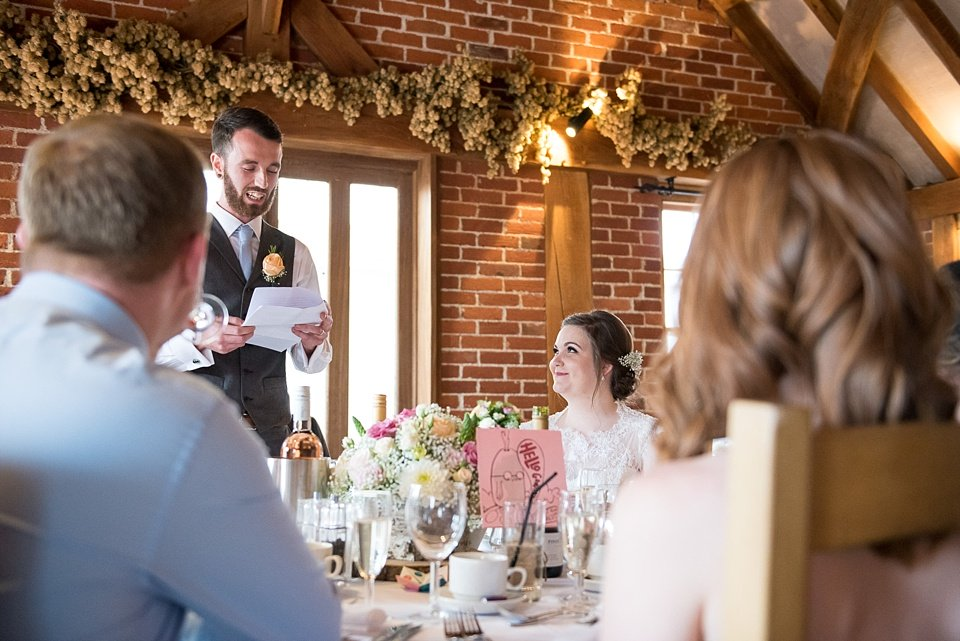 Perfect Groom's Speech