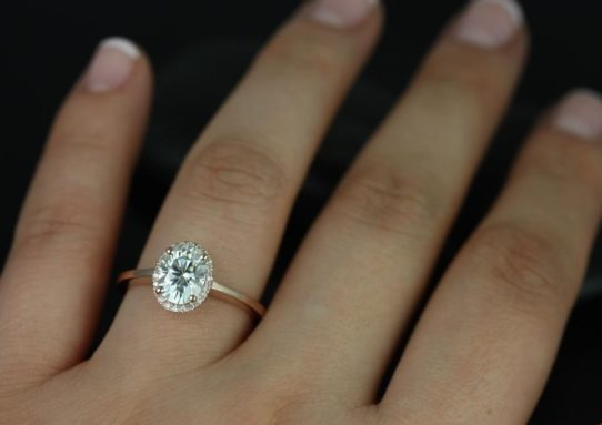 Diamond Rings are Stunning