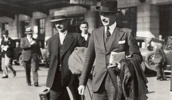 Men's Fashion 1940s