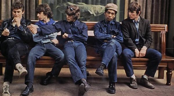 Men's Fashion 1960s