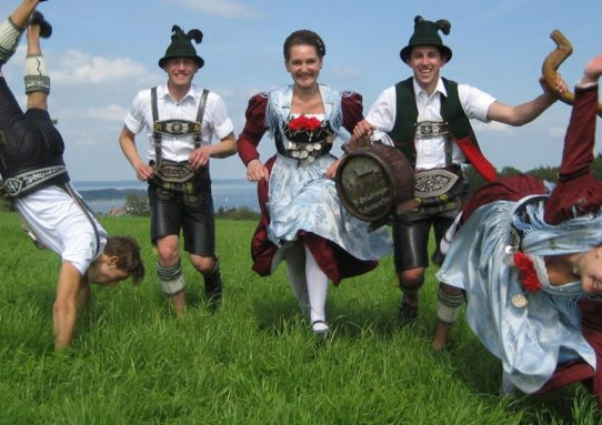 Origins of Lederhosen