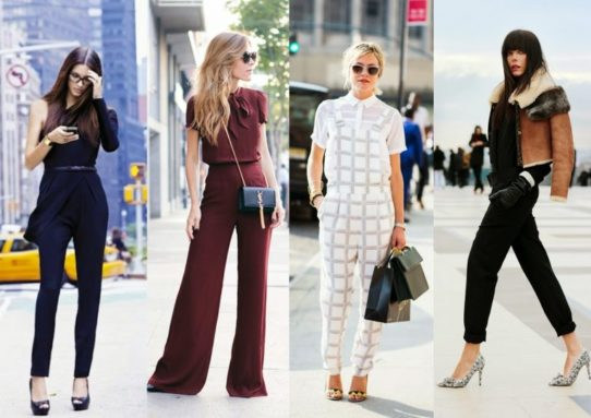 Jumpsuit and other latest trends