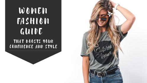 Women Fashion Guide